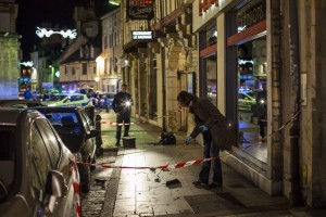 FRANCE-CRIME-POLICE