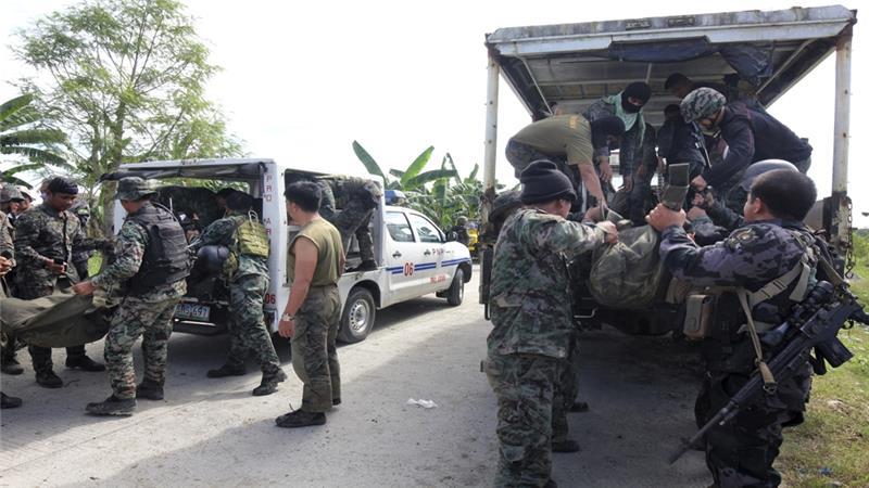 ตำรวจฟิลิปปินส์บุกโจมตีกลุ่มโมโร
