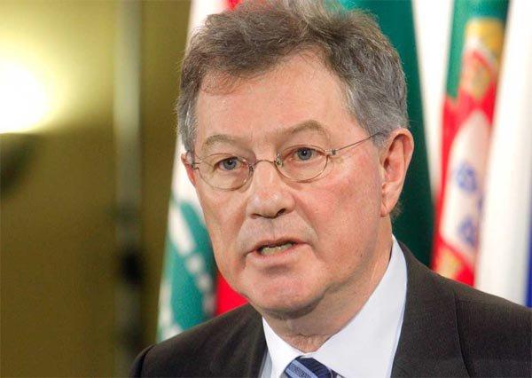 Robert Serry ผู้แทนสหประชาติ UN ประจำพื้นที่ตะวันออกกลาง