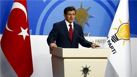 นายกรัฐมนตรี อะหมัด ดาวูโตกลู แห่งตุรกี (อัลญะซีเราะห์)